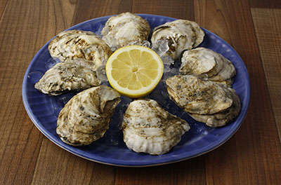 Fresh Whole Oysters