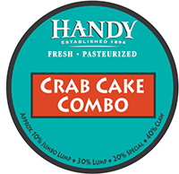 Crab Cake Combo Meat