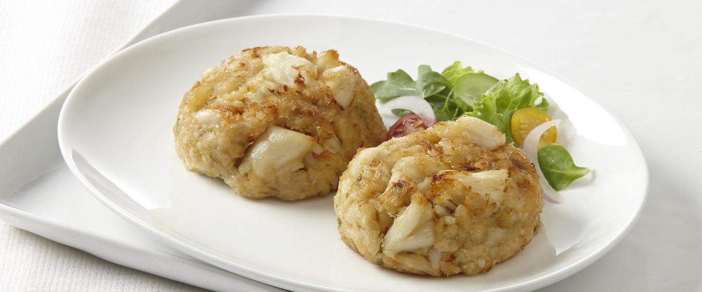 foodservice crab cake kit