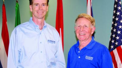 Todd Conway Named Handy International President/COO