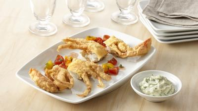 Soft Shell Crab Appetizer Recipe