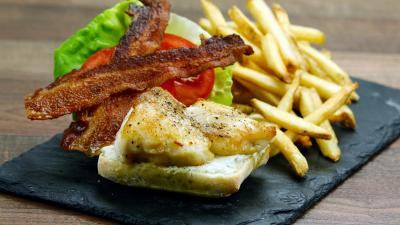 Grouper BLT Recipe