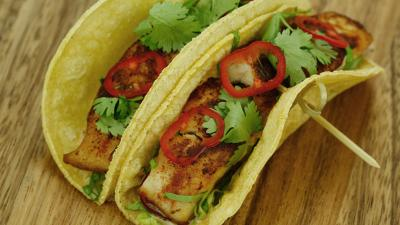 Grouper Tacos Recipe