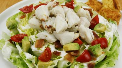 Jumbo Lump Crab Wedge Salad Recipe