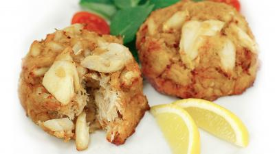 Handy's Awesome Crab Cakes Recipe