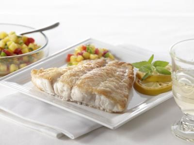 Grouper natural fillets 6oz. portions