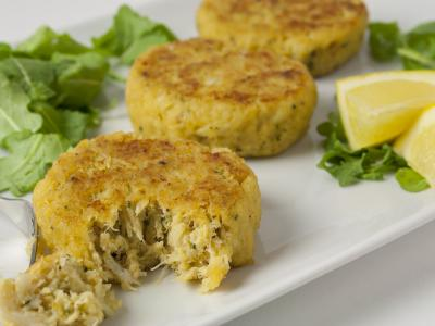 Domestic Crab Cakes